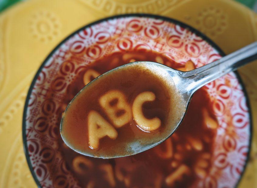 alphabet soup of sales